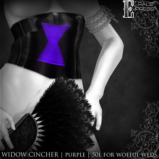 PE WW widow cincher