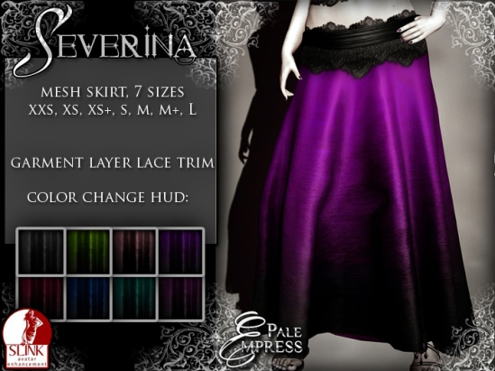 Severina MP skirt HUD