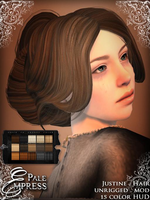 poster_justine hair